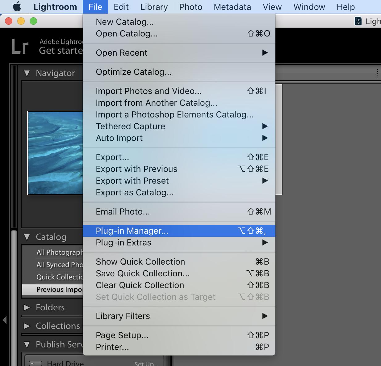 PhotoShelter's Official Adobe Lightroom Plug-in – PhotoShelter